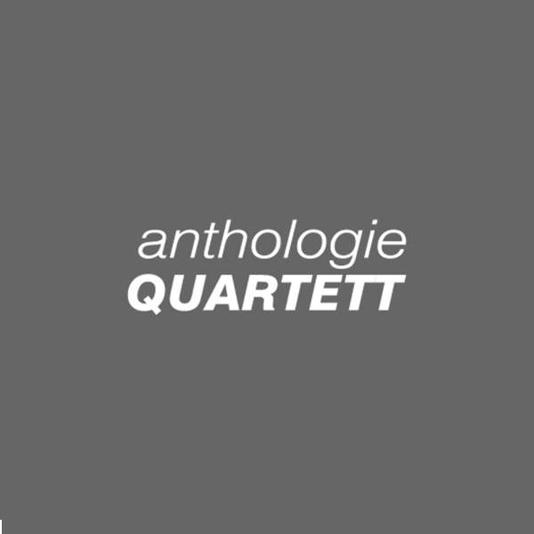 Anthologie Quartett